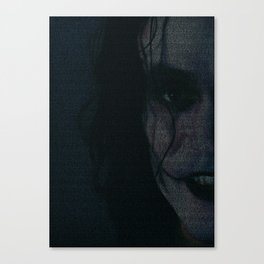 The Crow Screenplay Print Canvas Print