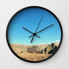 Raw Nature Wall Clock