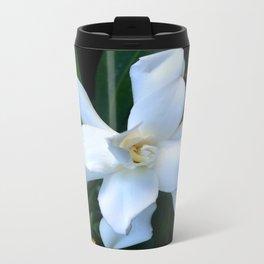 Gardenia Metal Travel Mug