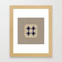 QUATRE Framed Art Print