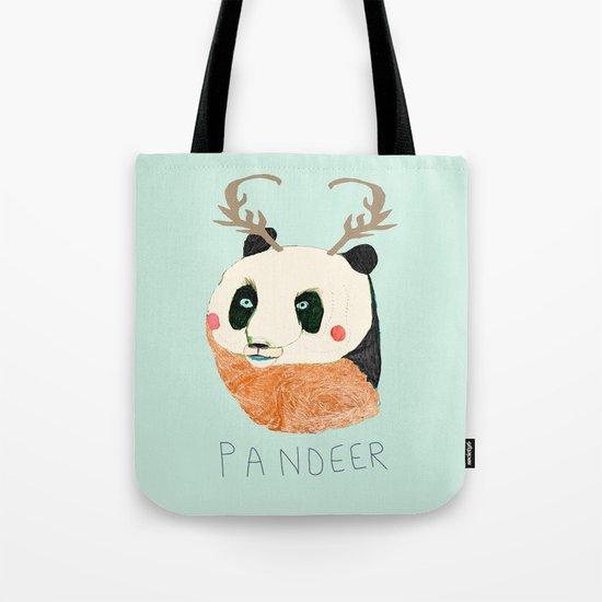 PANDEER :D Tote Bag