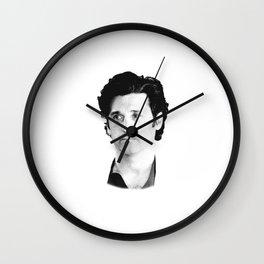 Derek Shepherd Wall Clock