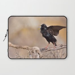 Spotless starling Laptop Sleeve