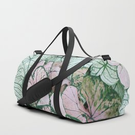 Colorful Flowers Duffle Bag