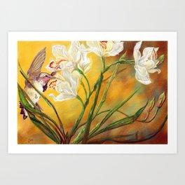 Jewel in the Sun Art Print