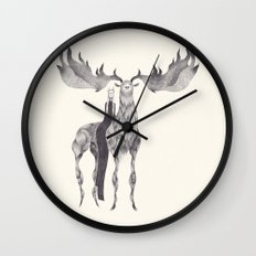 An Unexpected Journey Wall Clock