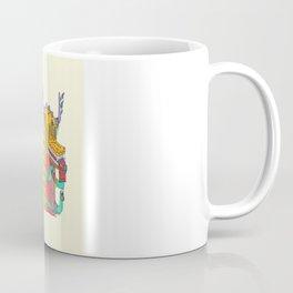 The Pond Ponderer. Coffee Mug