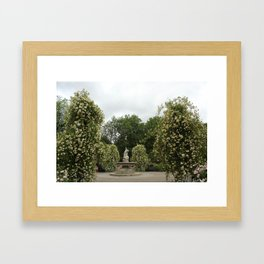 Hyde Park Garden | London Framed Art Print