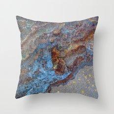Rust 1, 2016 Throw Pillow