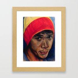 Lyndon Framed Art Print