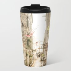 Another Time - English Countryside Metal Travel Mug