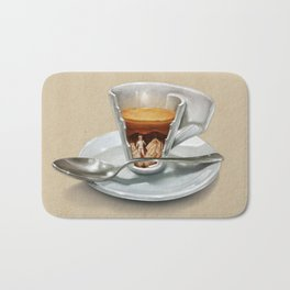 Italian coffee 2.0 Bath Mat