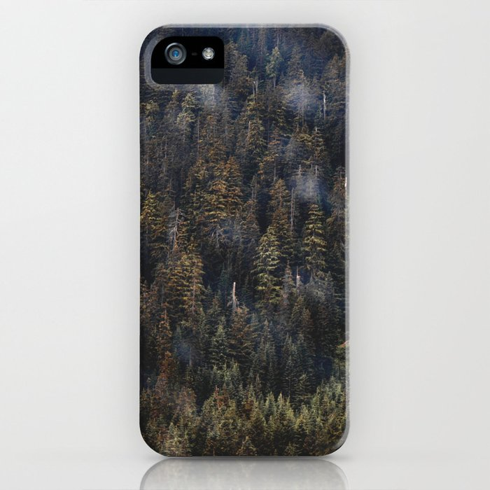 THE TREES I iPhone Case