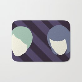 Tegan and Sarah Bath Mat