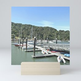 Island Dock I Mini Art Print