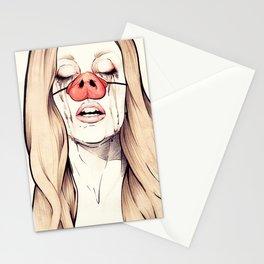 SWINE Stationery Cards