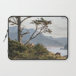 Clifftop Grazing Laptop Sleeve