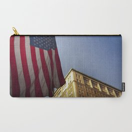 Cornice with flag Carry-All Pouch