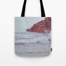 Gentle Tide Tote Bag