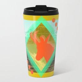 chamois d'or Travel Mug