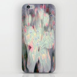 Flowers and Fields iPhone Skin