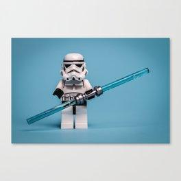 Darth Trooper Canvas Print