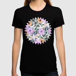 FLOWERS WATERCOLOR 21 T-shirt