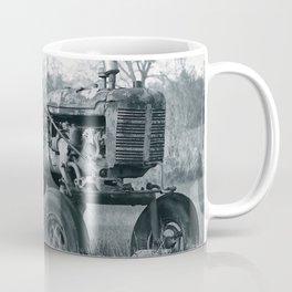 Farmer's Best Friend - B & W Coffee Mug