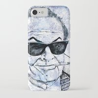 jack nicholson iPhone & iPod Cases featuring Jack by Rabassa