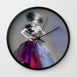 The Duchess Wall Clock