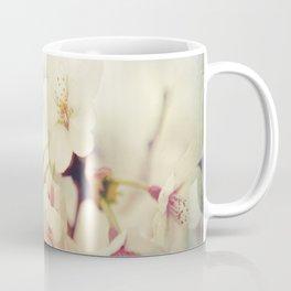 White Poppy Grudge Coffee Mug