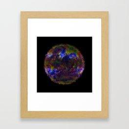 3D2 Framed Art Print
