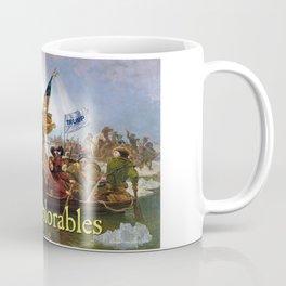 Trump Crossing the Delaware Coffee Mug