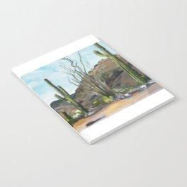 Desert Saguaros Notebook