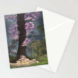 Majestic tree - Queen of the Forest Stationery Cards