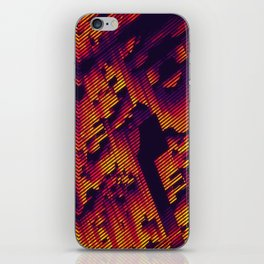 Let Them Wither And Crumble To Dust iPhone Skin