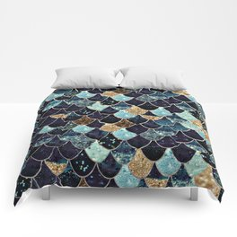 REALLY MERMAID - MYSTIC BLUE Comforters