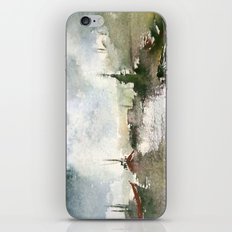 Maiden's Tower iPhone & iPod Skin