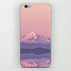 Mt Baker iPhone & iPod Skin