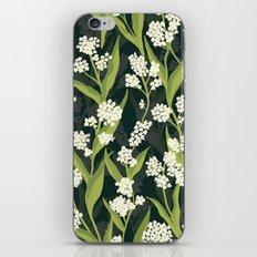 Water Hemlock Pattern iPhone & iPod Skin