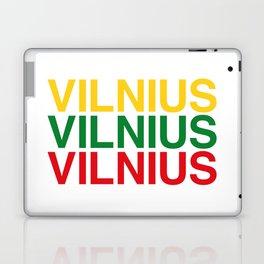 VILNIUS Laptop & iPad Skin