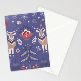 WINTER LANDSCAPE 2 Stationery Cards