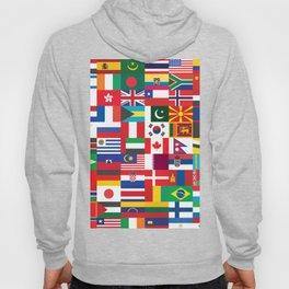 All Flags Hoody