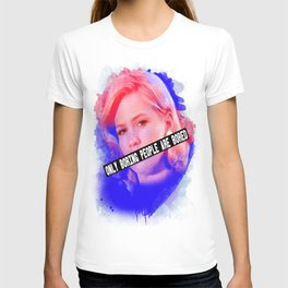January Jones as Betty Draper in Mad Men T-shirt