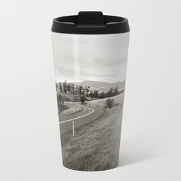 {  on the road } Travel Mug