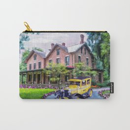 Rutherford B. Hayes Taxi Carry-All Pouch