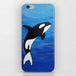 Baby Orca iPhone Skin