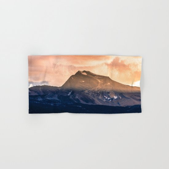 Majestic Mountain Hand & Bath Towel