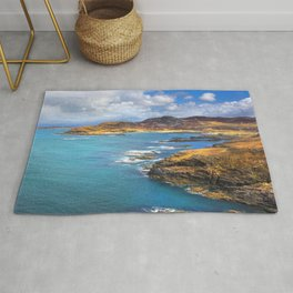 View from Ardnamurchan Rug