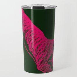 Pink Tiger Travel Mug